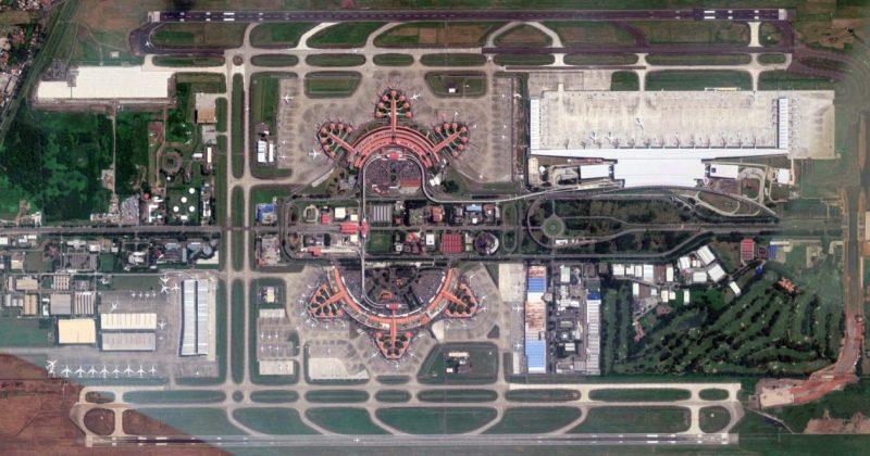 Design Pembangunan T4 Bandara Soetta Resmi Dimulai